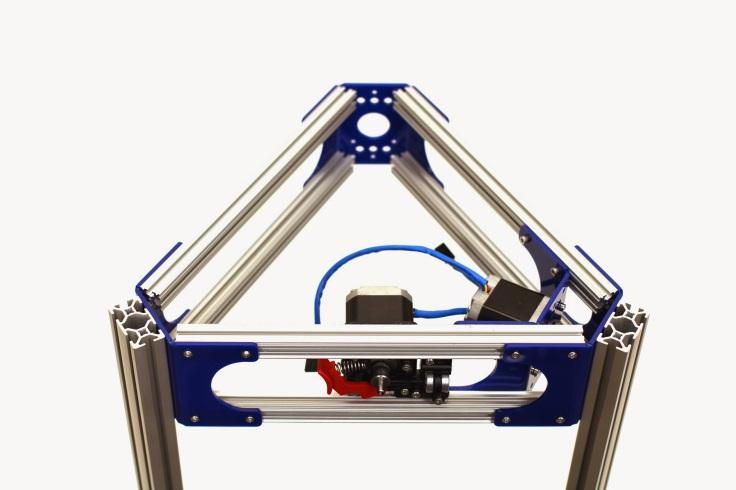 Kossel bracket frame